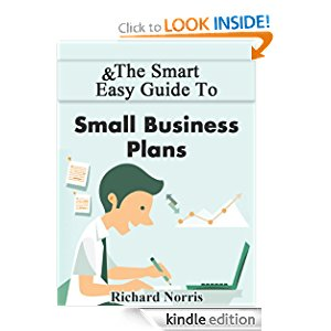 The Smart & Easy Guide To Small Business Plans: How to Write a Successful Small Business Plan for Your Startup Company icon