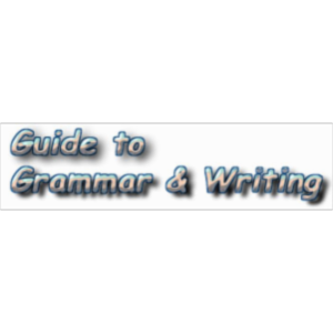 Guide to Grammar and Writing icon