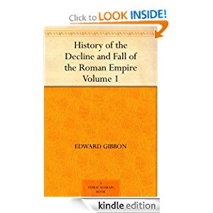 History of the Decline and Fall of the Roman Empire - Volume 1 icon