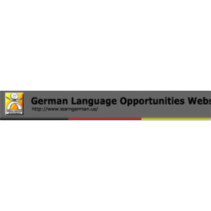 GLOW - German Language Opportunities Website icon