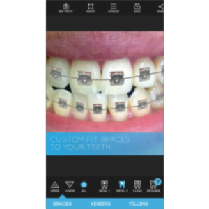 Virtual Dentist App for iOS icon