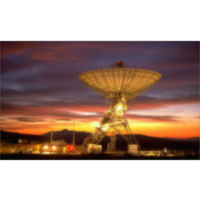 GAVRT (Goldstone Apple Valley Radio Telescope) Project