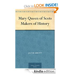 Mary Queen of Scots Makers of History icon