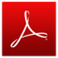 Adobe Reader App for Blackberry icon