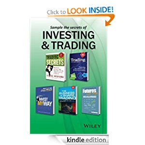Trading and Investing Reading Sampler: Volume 1 - Book - Excerpts by Louise Bedford, Kel Butcher, Alan Hull, Stuart McPhee and Leon Wilson icon