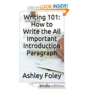 Writing 101: How to Write the All Important Introduction Paragraph icon