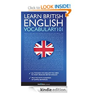Learn British English - Word Power 101 icon