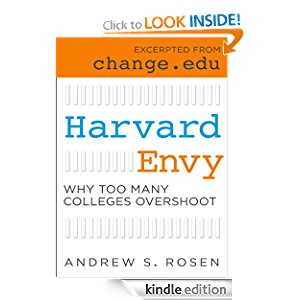 Harvard Envy: Why Too Many Colleges Overshoot icon