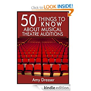 50 Things to Know About Musical Theatre Auditions: How To Stand Out and Get the Part icon