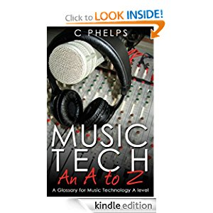 Music Tech: An A to Z icon
