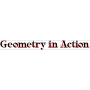 Geometry in Action icon