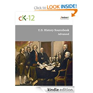 U. S. History Sourcebook - Advanced icon