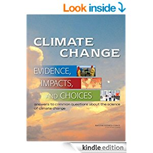 Climate Change: Evidence, Impacts, and Choices icon