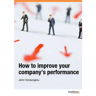 How to improve your company's performance icon