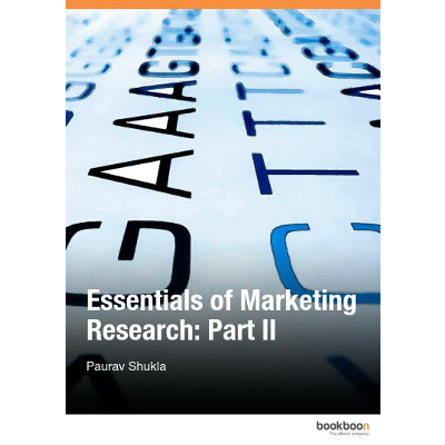 Essentials of Marketing Research: Part II