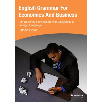 English Grammar For Economics And Business - For students & professors with English as a Foreign Language icon