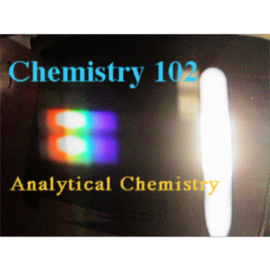 Analytical Chemistry: Tutorials, Study Guides, Laboratory Helps and Procedures icon