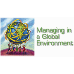 Managing in a Global Environment icon