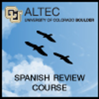 Spanish Review Course icon