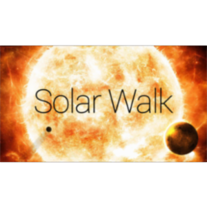 Solar Walk™ - Planets of the Solar System App for iOS icon
