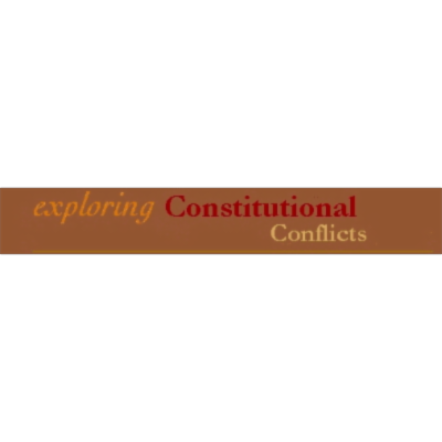 Introduction to the Study of Constitutional Law icon