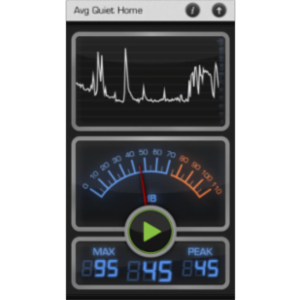 Decibel 10th App for iOS icon