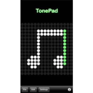 TonePad App for iOS icon