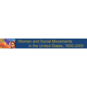 Women and Social Movements in the United States icon
