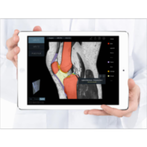 Radiology - Knee App for iPad icon