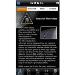 GRAIL App for iOS