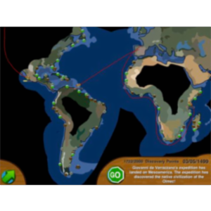European Exploration: The Age of Discovery App for iPad