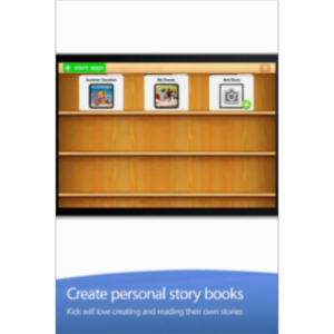 Little Story Maker App for iOS icon