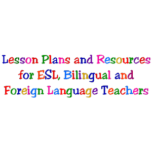 Lesson Plans and Resources for ESL, Bilingual and Foreign Language Teachers icon