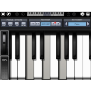 Pianist Pro App for iPad icon