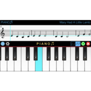Piano...App for iOS icon
