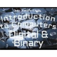Digital World (01:03): Digital and Binary icon