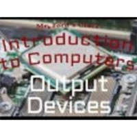 Computer Hardware (02:06): Output Devices icon