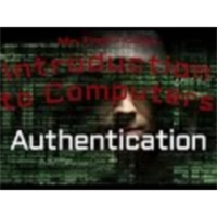 Information Security (06:03): Authentication icon