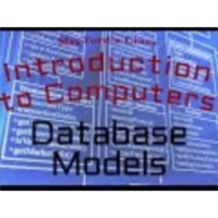 Review: Database (08:03): Database Models