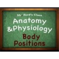 Introduction Anatomy Physiology (01:06): Body Positions icon