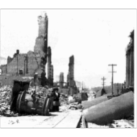 The Great 1906 Earthquake and Fire icon