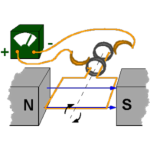 Electricity Generation icon