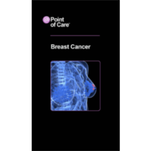 Breast Cancer @Point of Care™ App for iOS icon