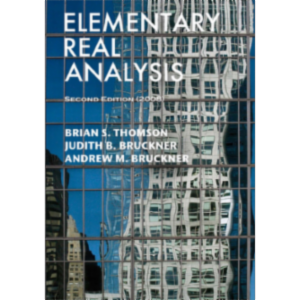 Elementary Real Analysis icon
