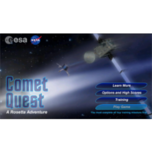 Comet Quest App for iOS icon
