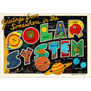 Introduction to Astronomy: The Solar System icon