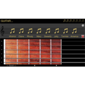 Guitar...App for iOS icon