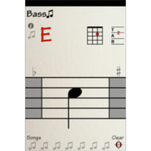 Bass♫ App for iOS icon