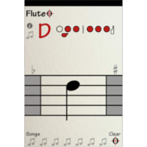 Flute+ App for iOS icon