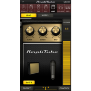 AmpliTube FREE App for iOS icon